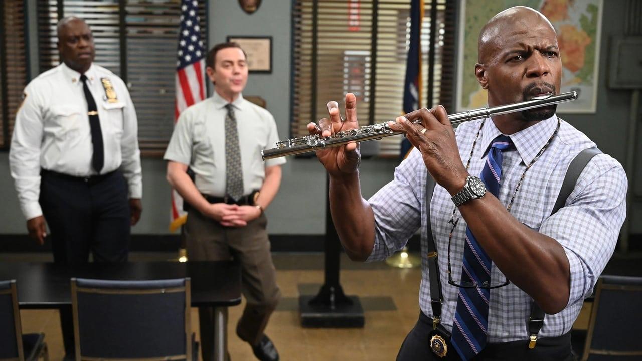 Brooklyn NineNine Episode: Admiral Peralta
