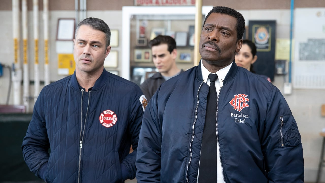 Chicago Fire Episode: Light Things Up