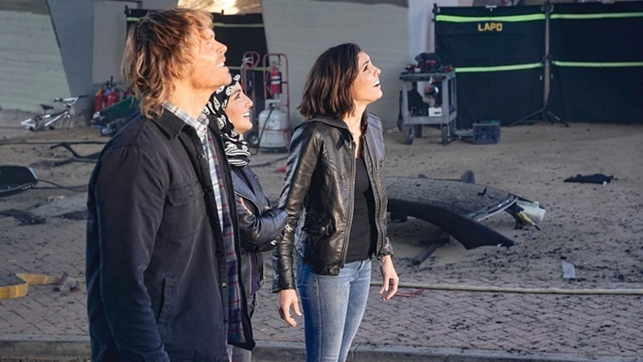 NCIS Los Angeles Episode: Fortune Favors the Brave