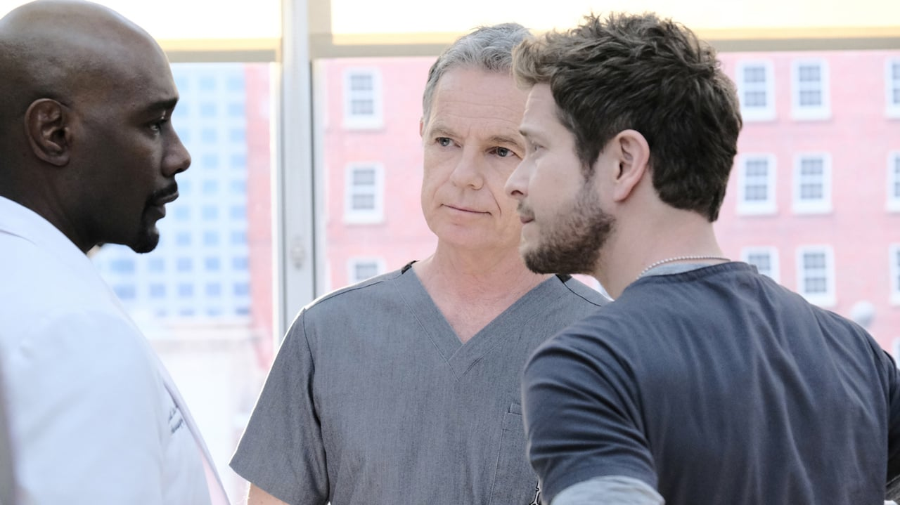 The Resident Episode: Burn It All Down