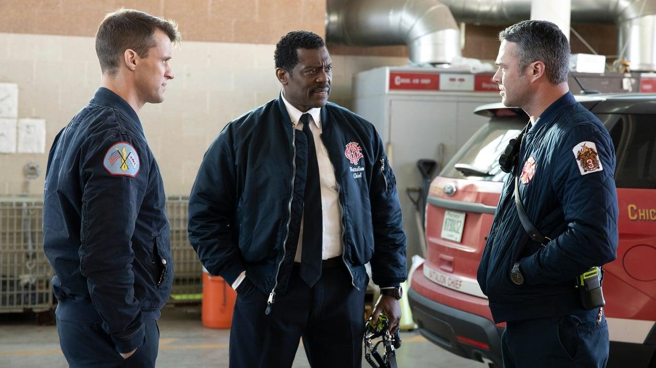 Chicago Fire Episode: 51S Original Bell