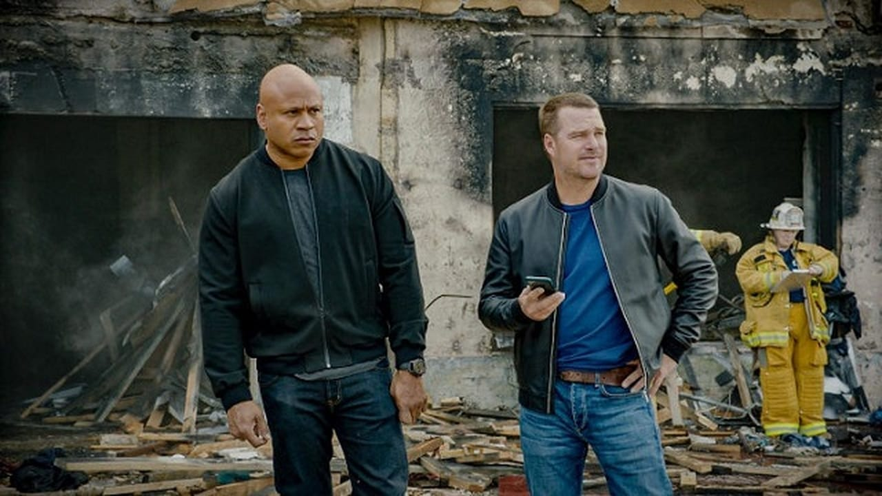 NCIS Los Angeles Episode: Knock Down