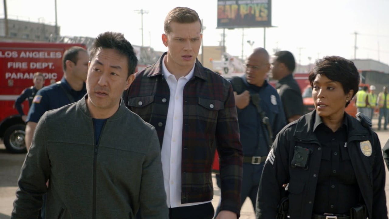 911 Episode: The Taking of Dispatch 911