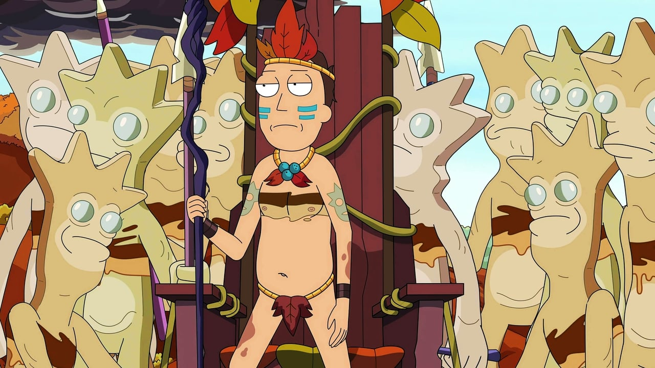 Rick and Morty Episode: Childrick of Mort