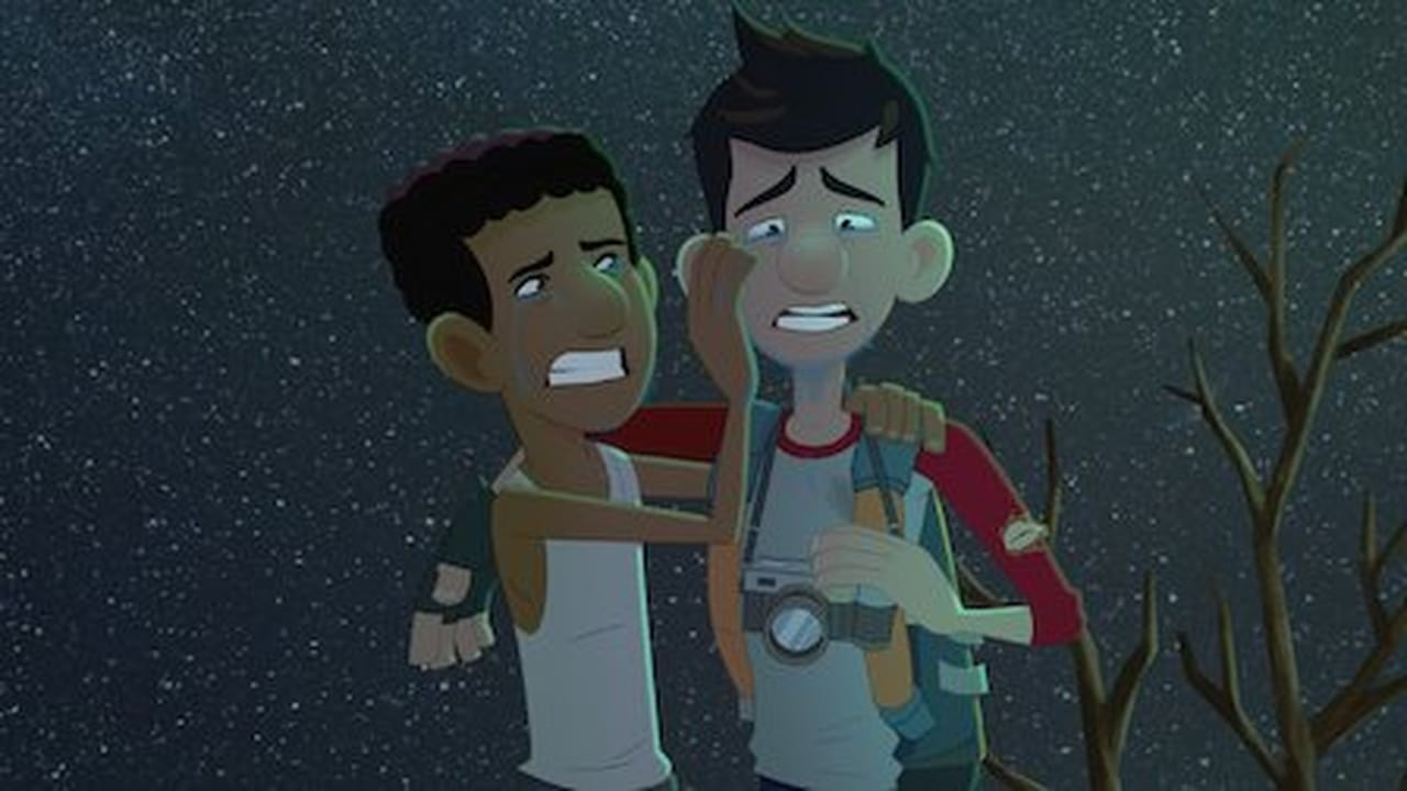 The Last Kids on Earth Episode: The Zombie Parade
