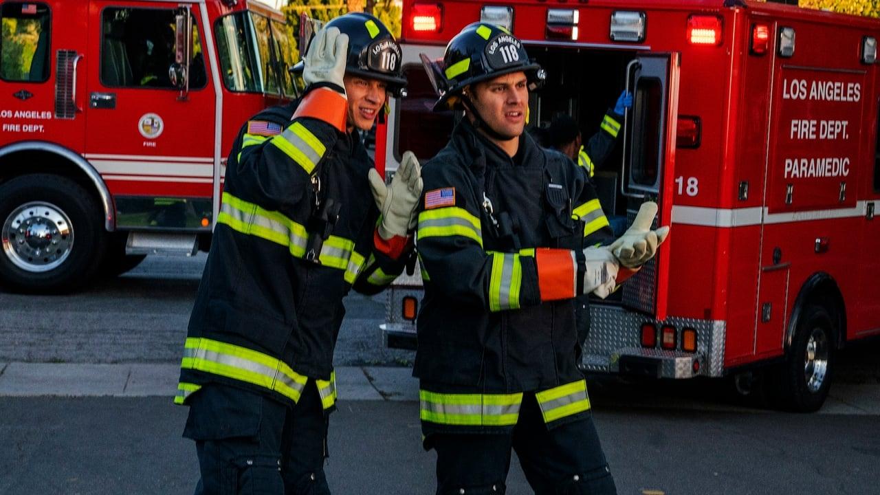 911 Episode: Powerless
