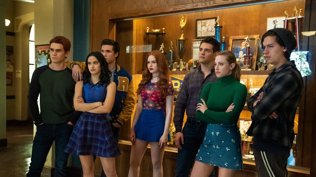 Riverdale Episode: Chapter SeventySix Killing Mr Honey
