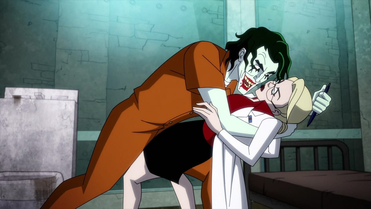 Harley Quinn Episode: All the Best Inmates Have Daddy Issues