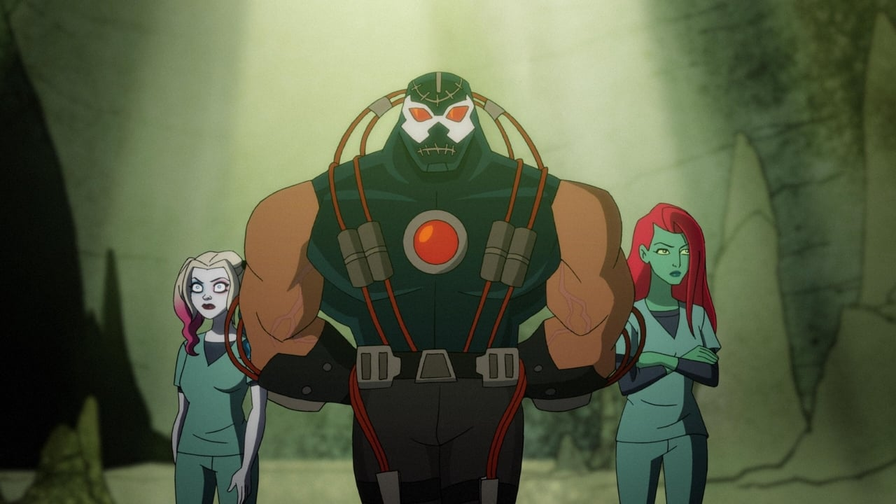 Harley Quinn Episode: Theres No Place to Go But Down