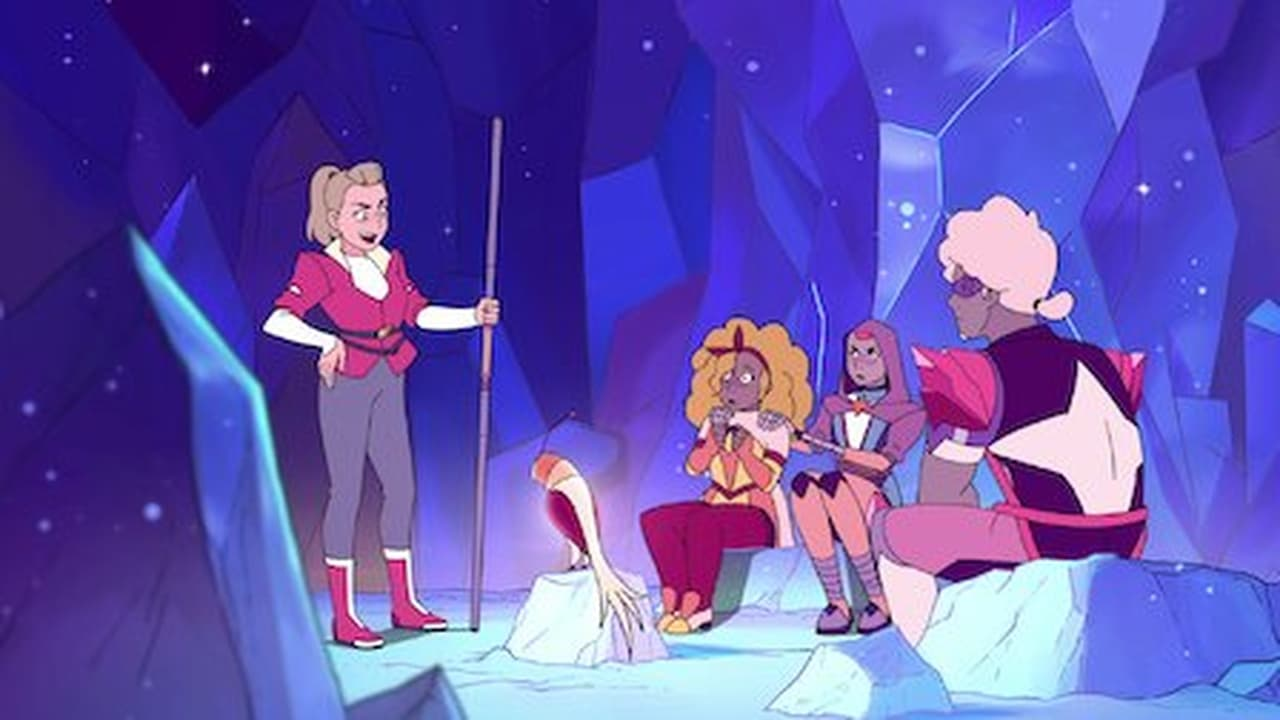SheRa and the Princesses of Power Episode: Stranded