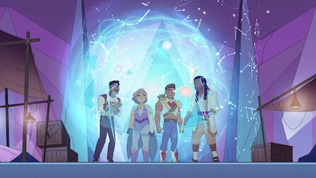 SheRa and the Princesses of Power Episode: Return to the Fright Zone