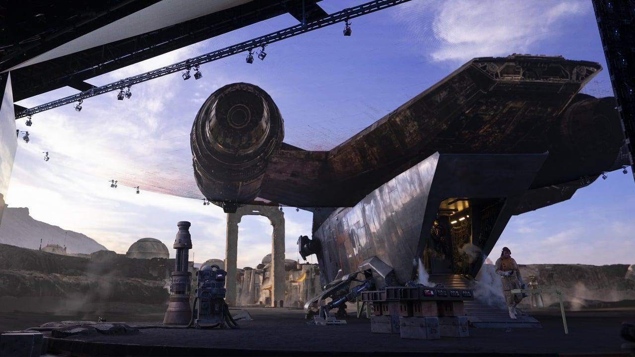 Disney Gallery  Star Wars The Mandalorian Episode: Technology