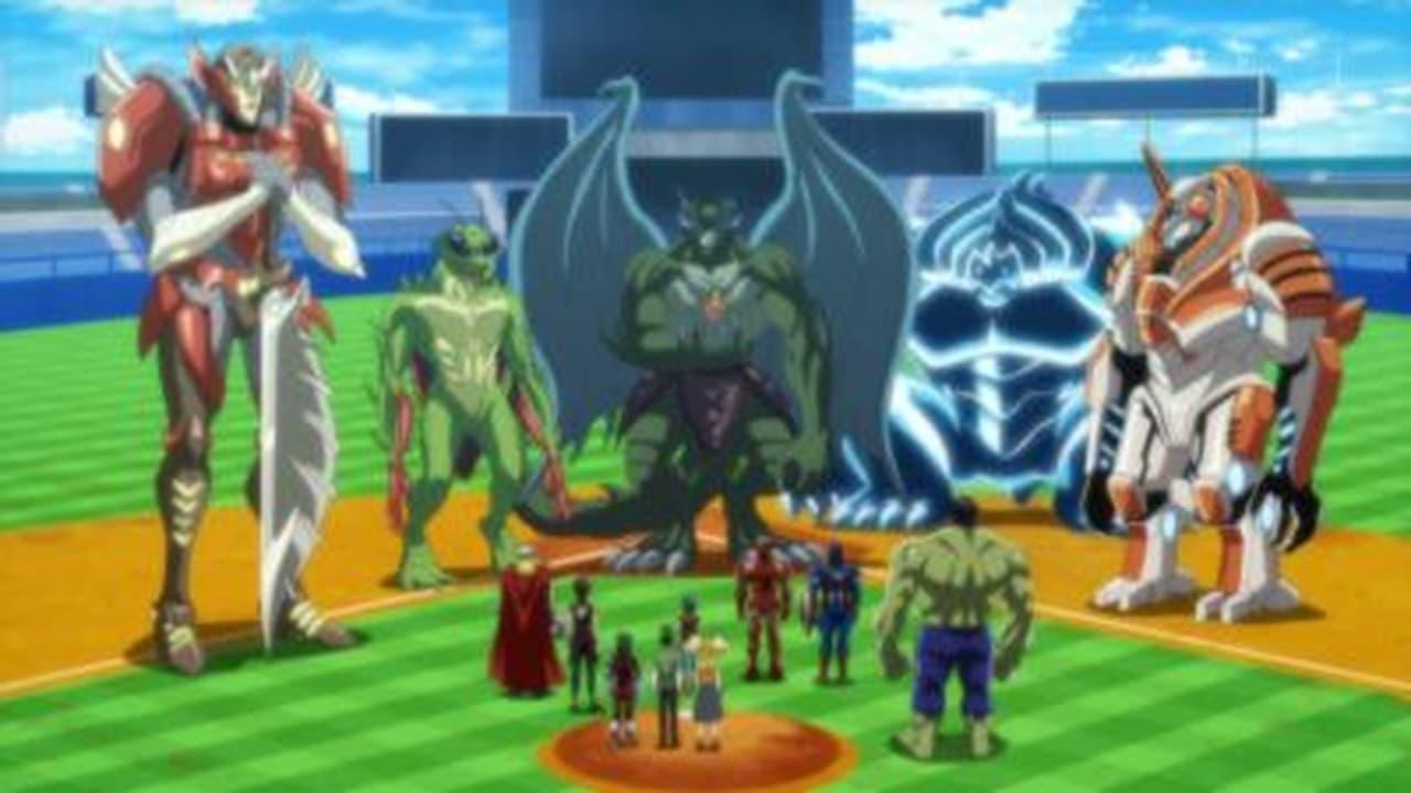 Marvels Future Avengers Episode: The Great Kaiju Showdown
