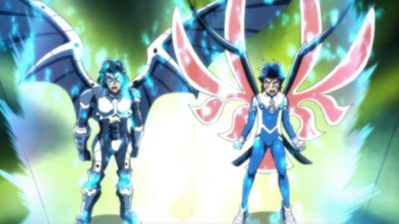Marvels Future Avengers Episode: The Super Adaptoid Strikes