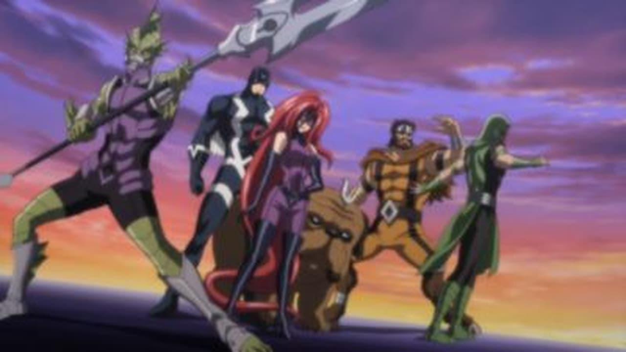 Marvels Future Avengers Episode: The Inhumans Arrive
