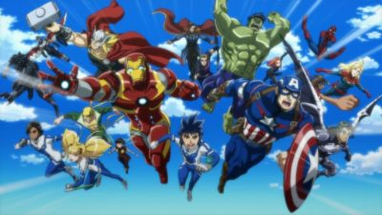 Marvels Future Avengers Episode: The Avengers Last Stand