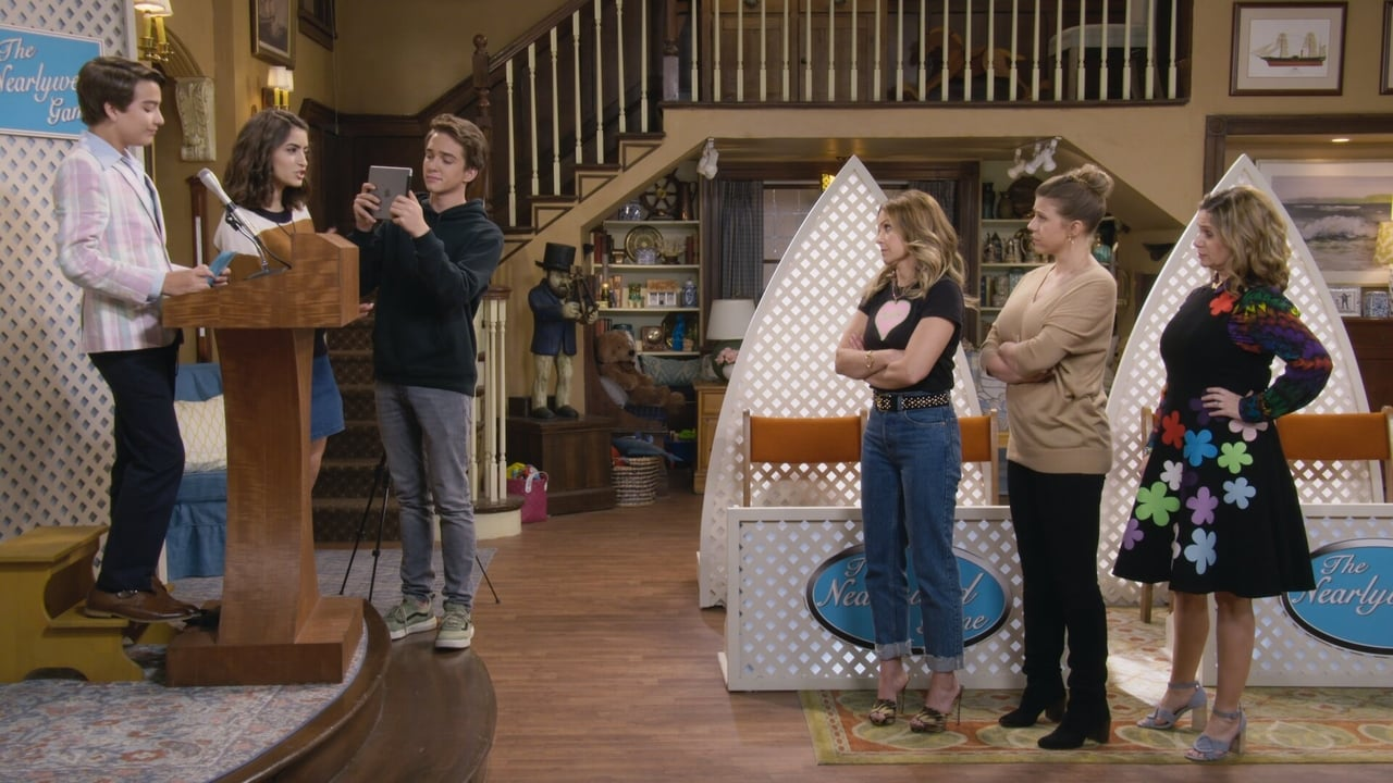 Fuller House Episode: The Nearlywed Game