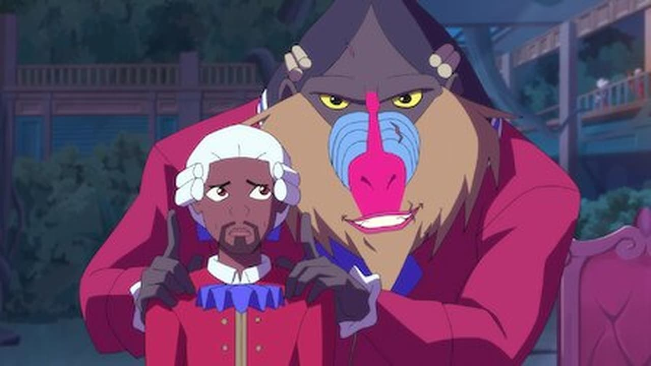 Kipo and the Age of Wonderbeasts Episode: Sympathy for the Mandrill