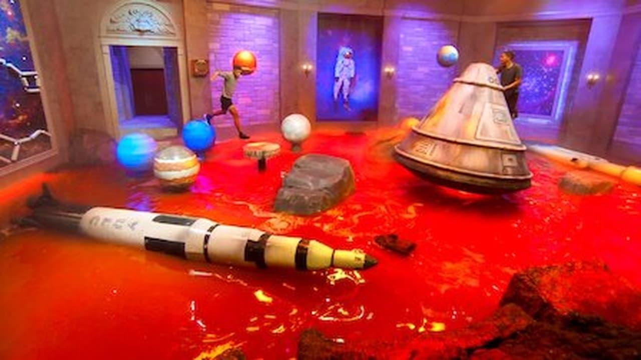 Floor is Lava Episode: The Planetarium Level 1