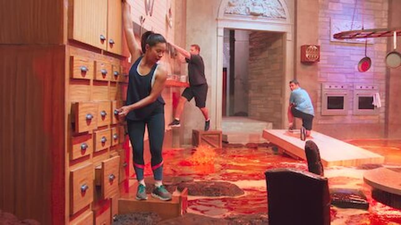 Floor is Lava Episode: The Kitchen Level 1