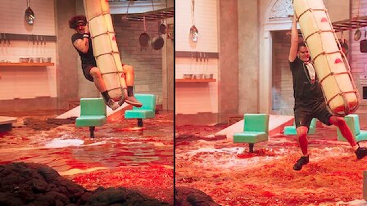 Floor is Lava Episode: The Kitchen Level 2