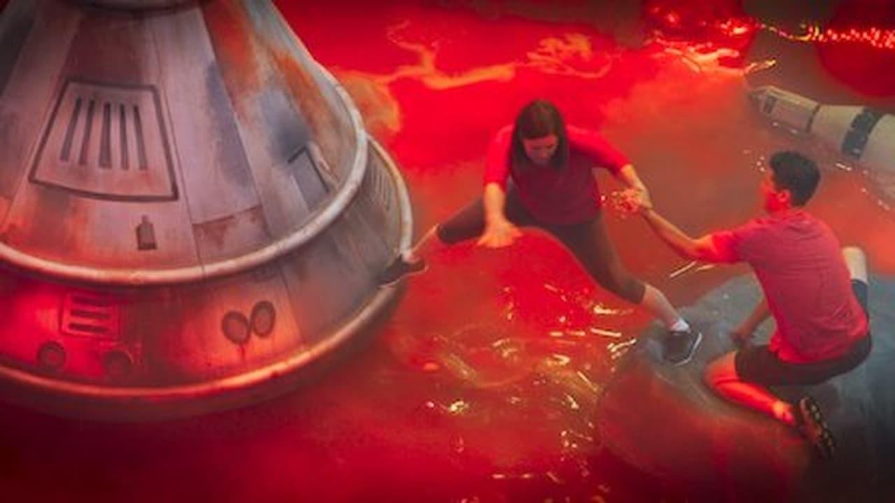 Floor is Lava Episode: The Planetarium Level 2