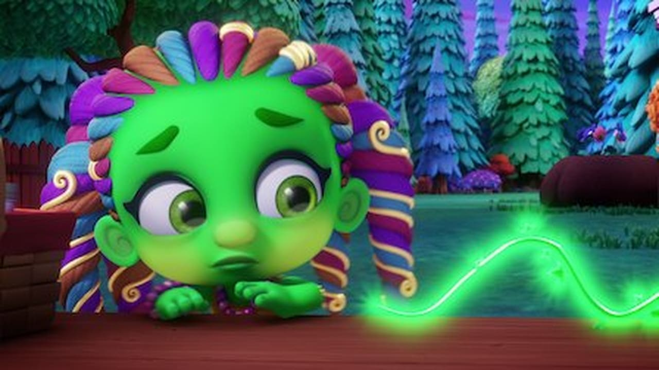 Super Monsters Episode: Green with Envy