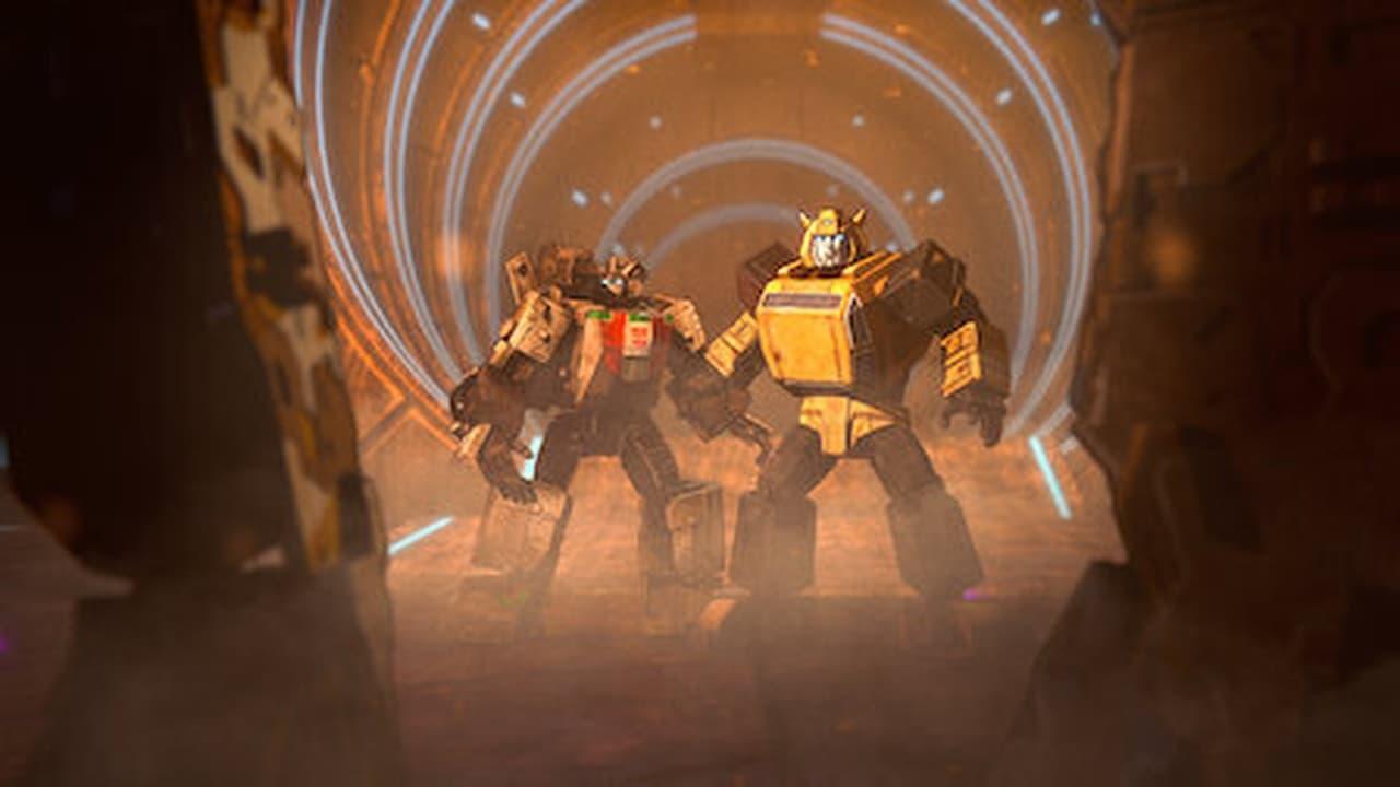 Transformers War for Cybertron Episode: Episode 1