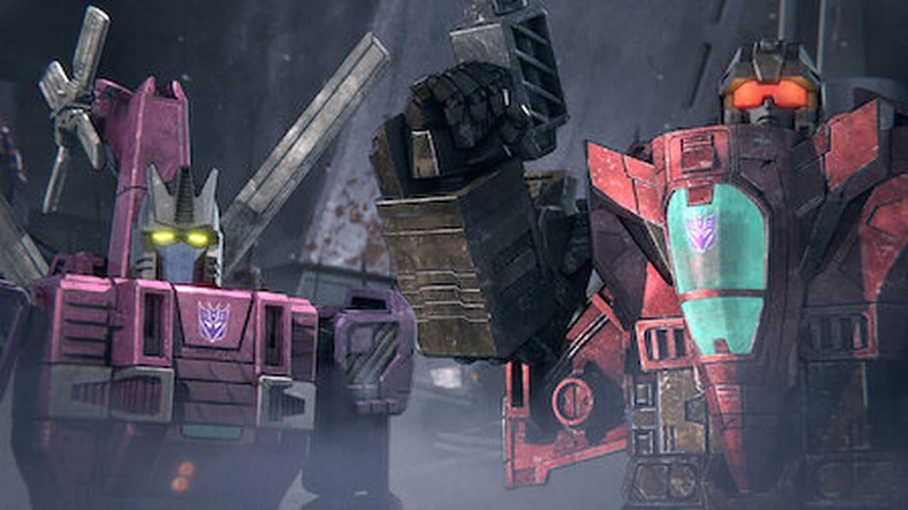 Transformers War for Cybertron Episode: Episode 3