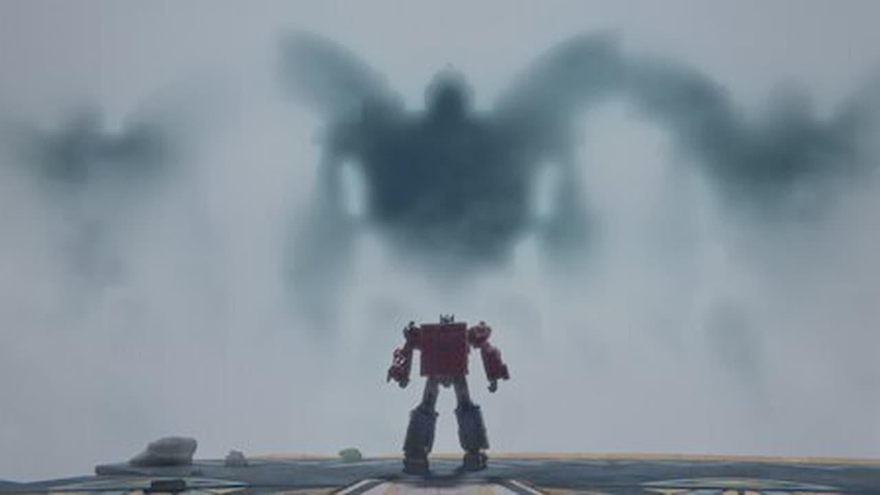 Transformers War for Cybertron Episode: Episode 4