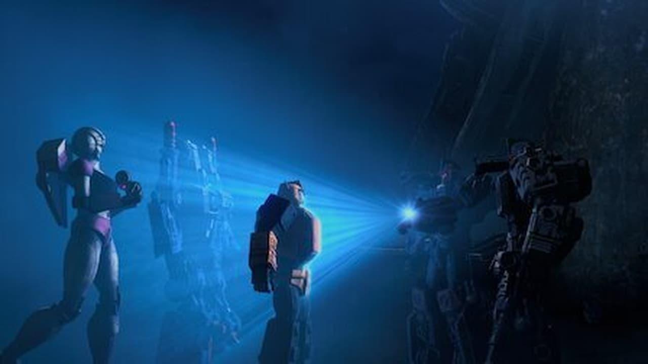 Transformers War for Cybertron Episode: Episode 5