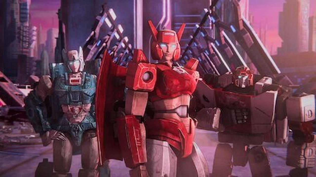 Transformers War for Cybertron Episode: Episode 6
