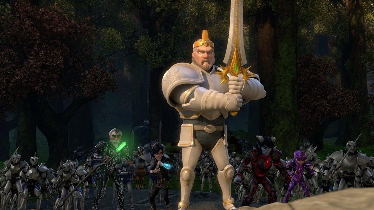 Wizards Tales of Arcadia Episode: Killahead 1