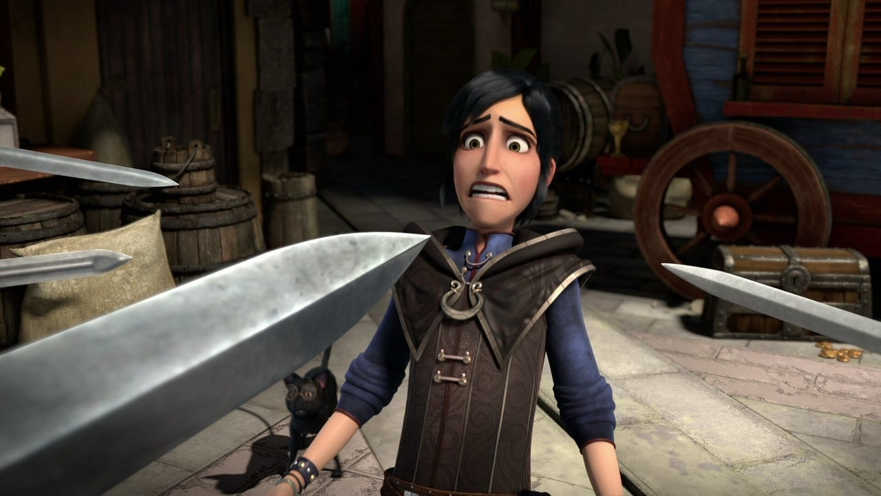Wizards Tales of Arcadia Episode: Dragons Den