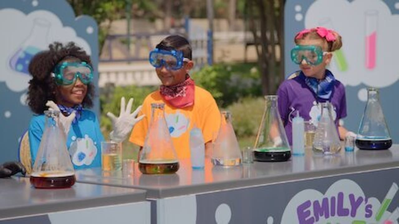 Emilys Wonder Lab Episode: Rainbow Horse Toothpaste