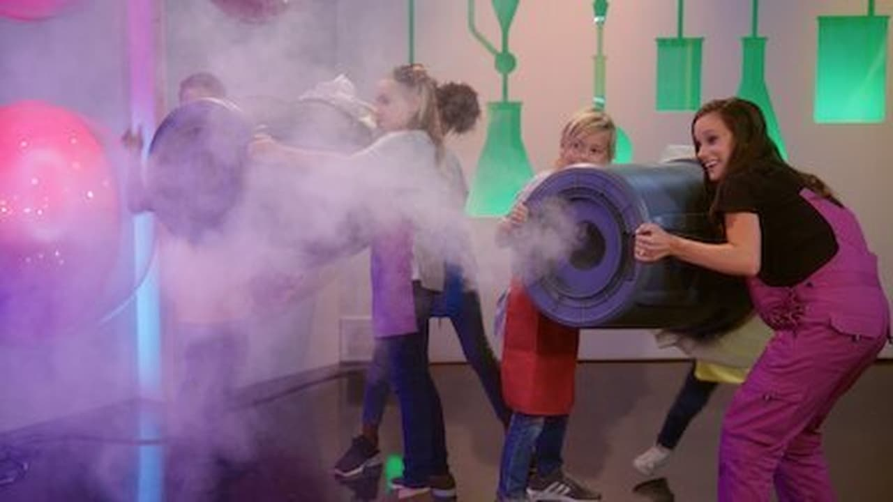 Emilys Wonder Lab Episode: Bowling With Air