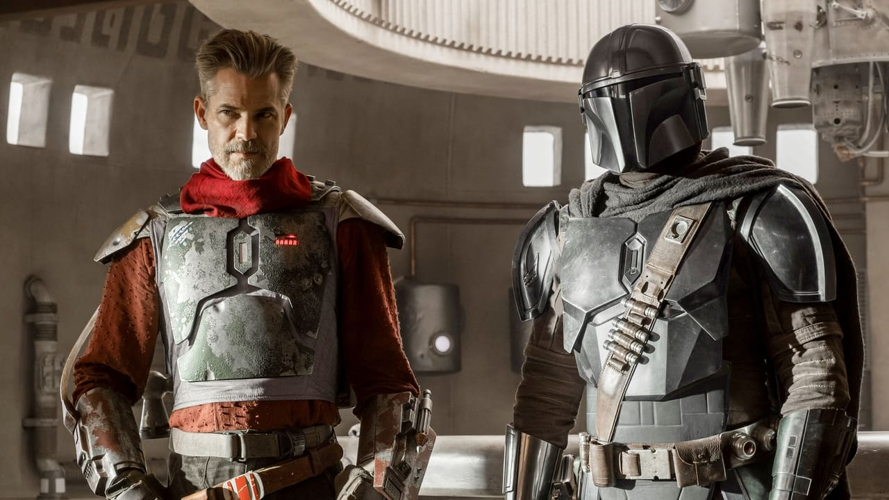 The Mandalorian Episode: Chapter 9 The Marshal