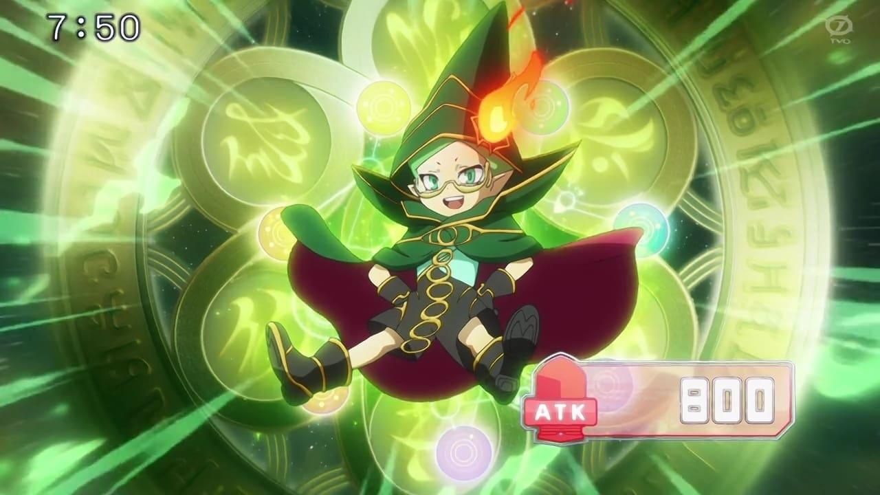 YuGiOh Sevens Episode: Episode 13