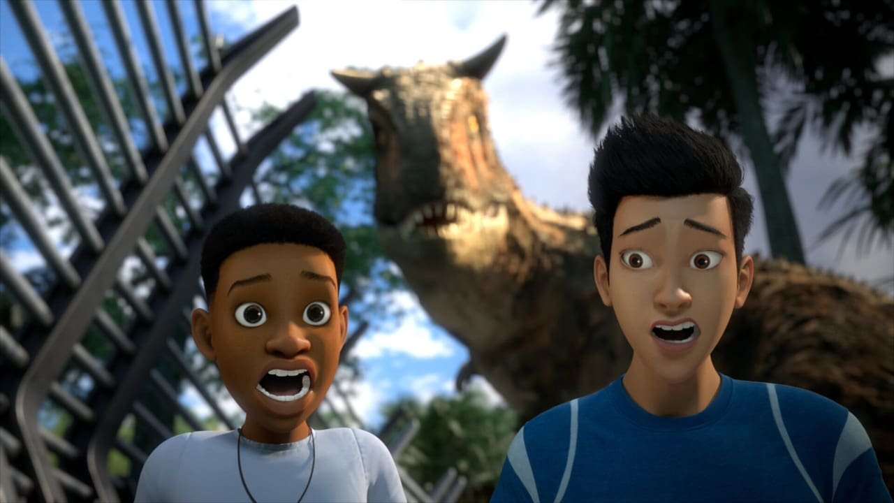 Jurassic World Camp Cretaceous Episode: Secrets