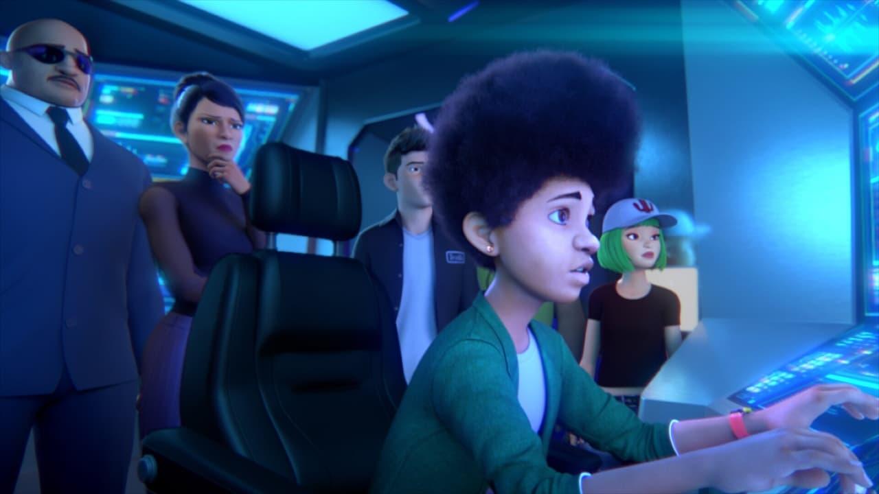 Fast  Furious Spy Racers Episode: Tchau Uggos