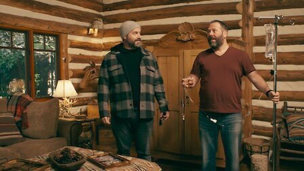 The Cabin with Bert Kreischer Episode: Episode 1