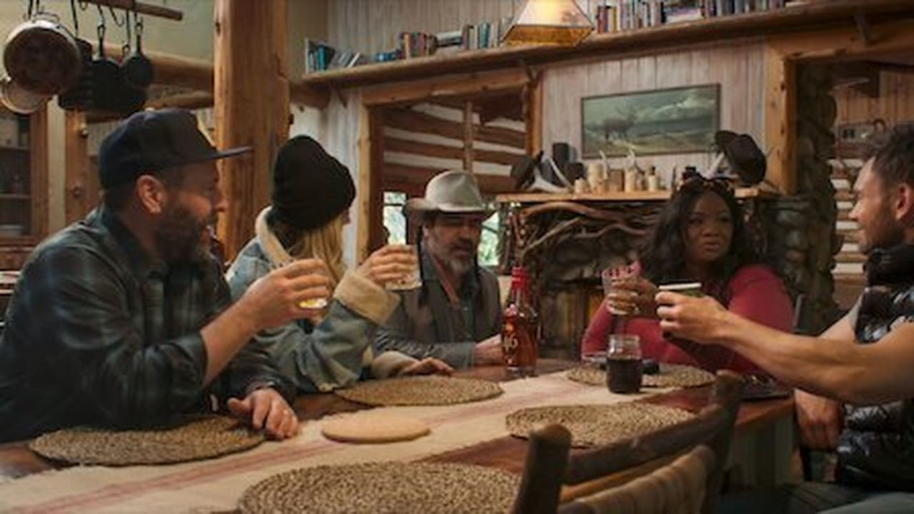 The Cabin with Bert Kreischer Episode: Episode 4