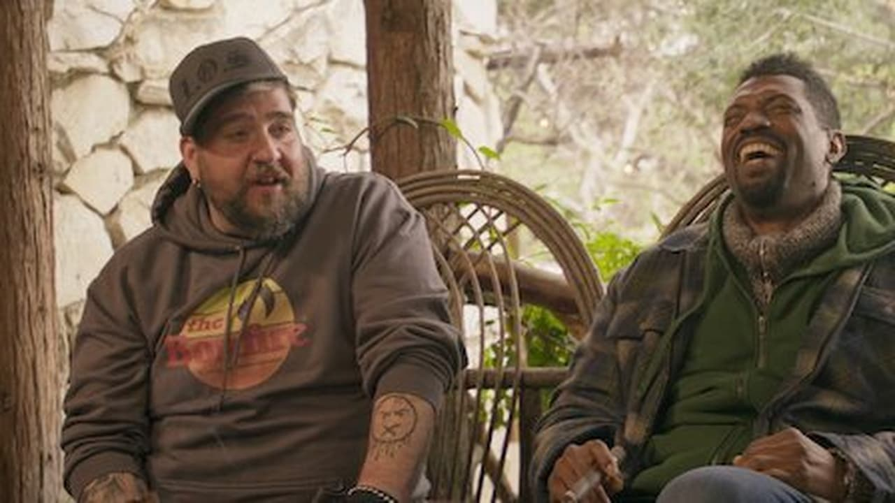 The Cabin with Bert Kreischer Episode: Episode 5