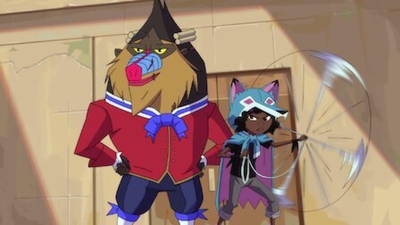 Kipo and the Age of Wonderbeasts Episode: Prahmises