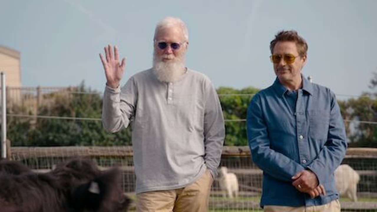 My Next Guest Needs No Introduction With David Letterman Episode: Robert Downey Jr