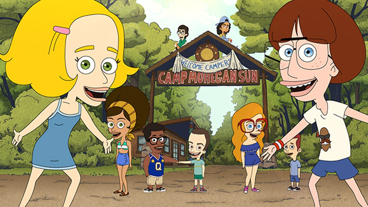 Big Mouth Episode: The New Me