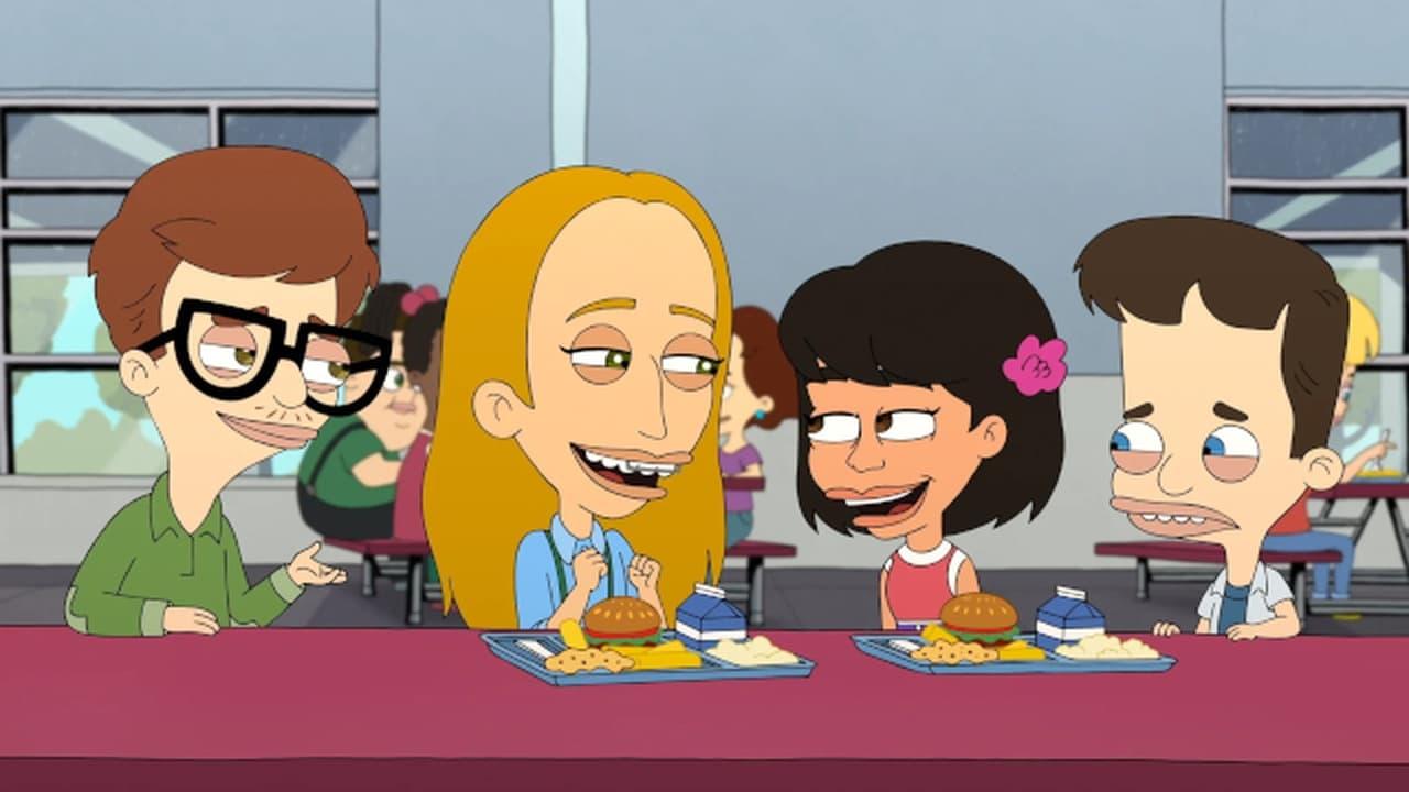 Big Mouth Episode: Cafetaria Girls