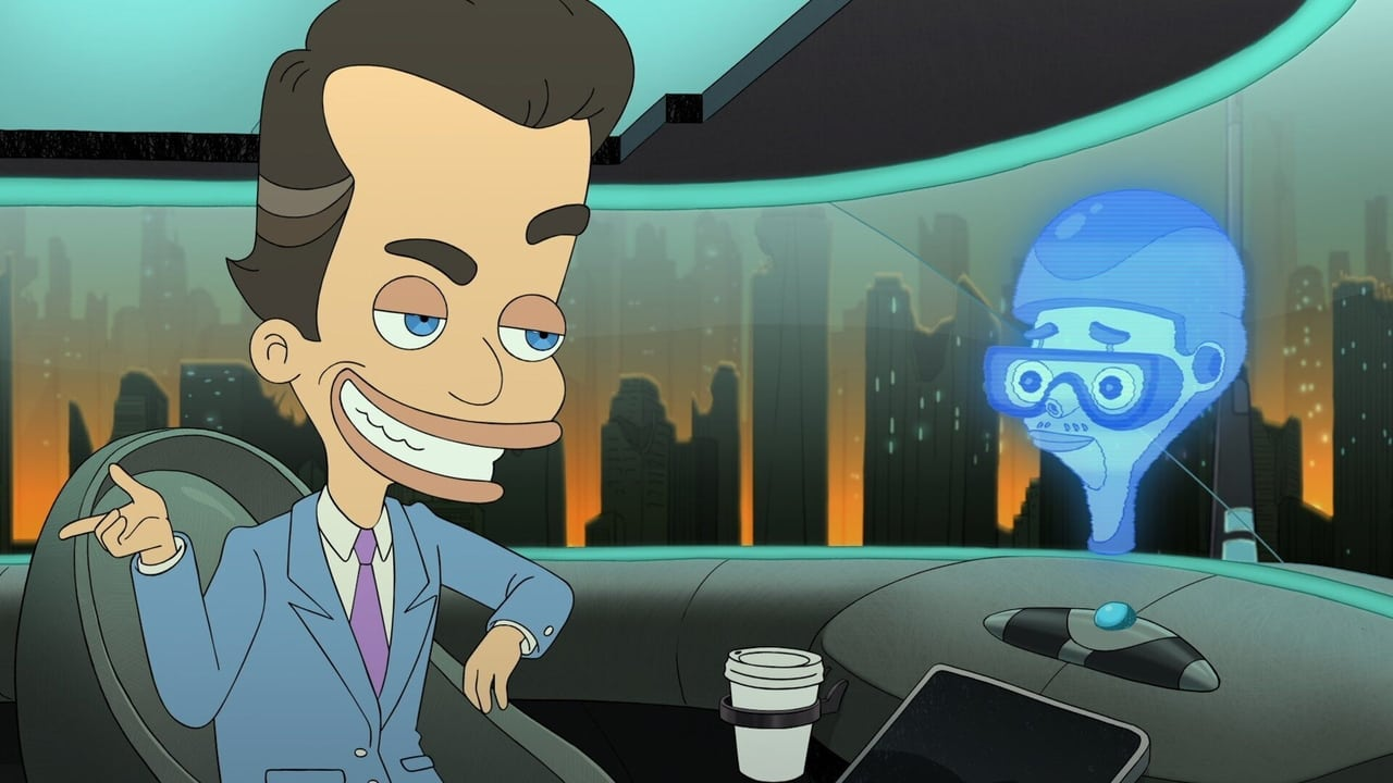 Big Mouth Episode: Nick Starr