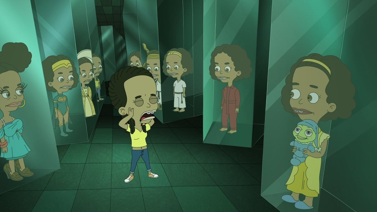Big Mouth Episode: Horrority House