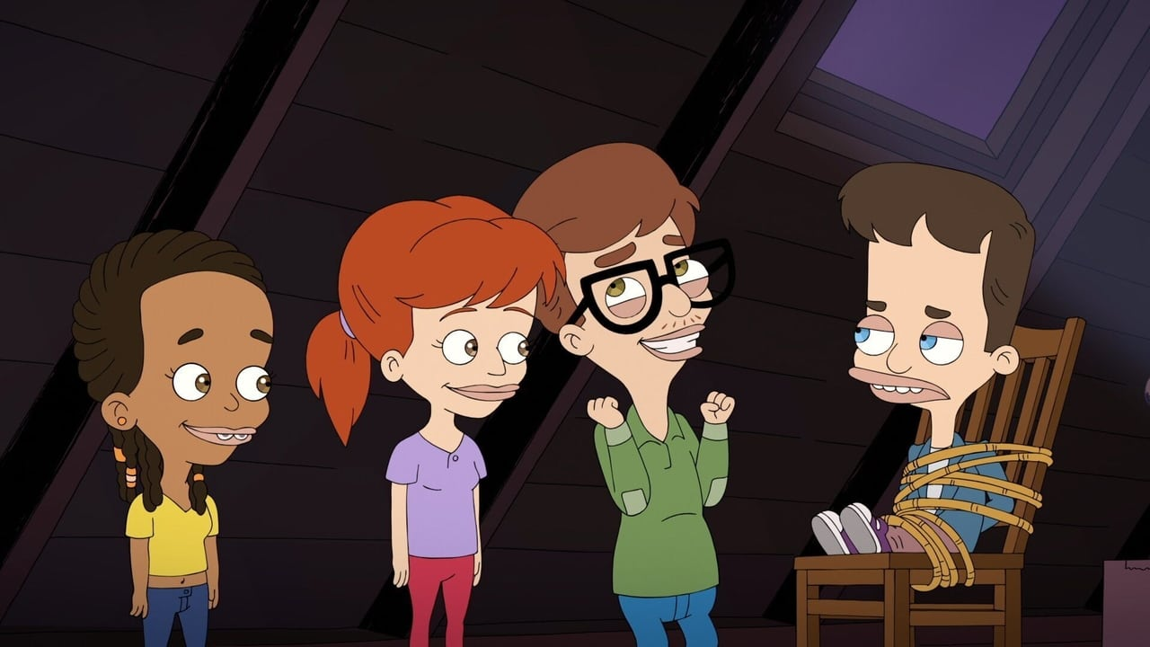Big Mouth Episode: What Are You Gonna Do